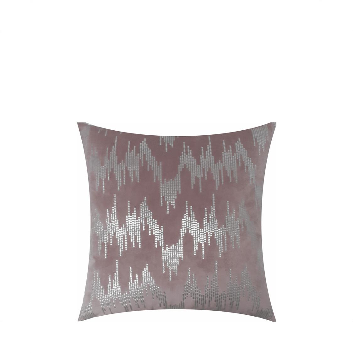 JRapee Wave Cushion Cover Pink 43x43cm