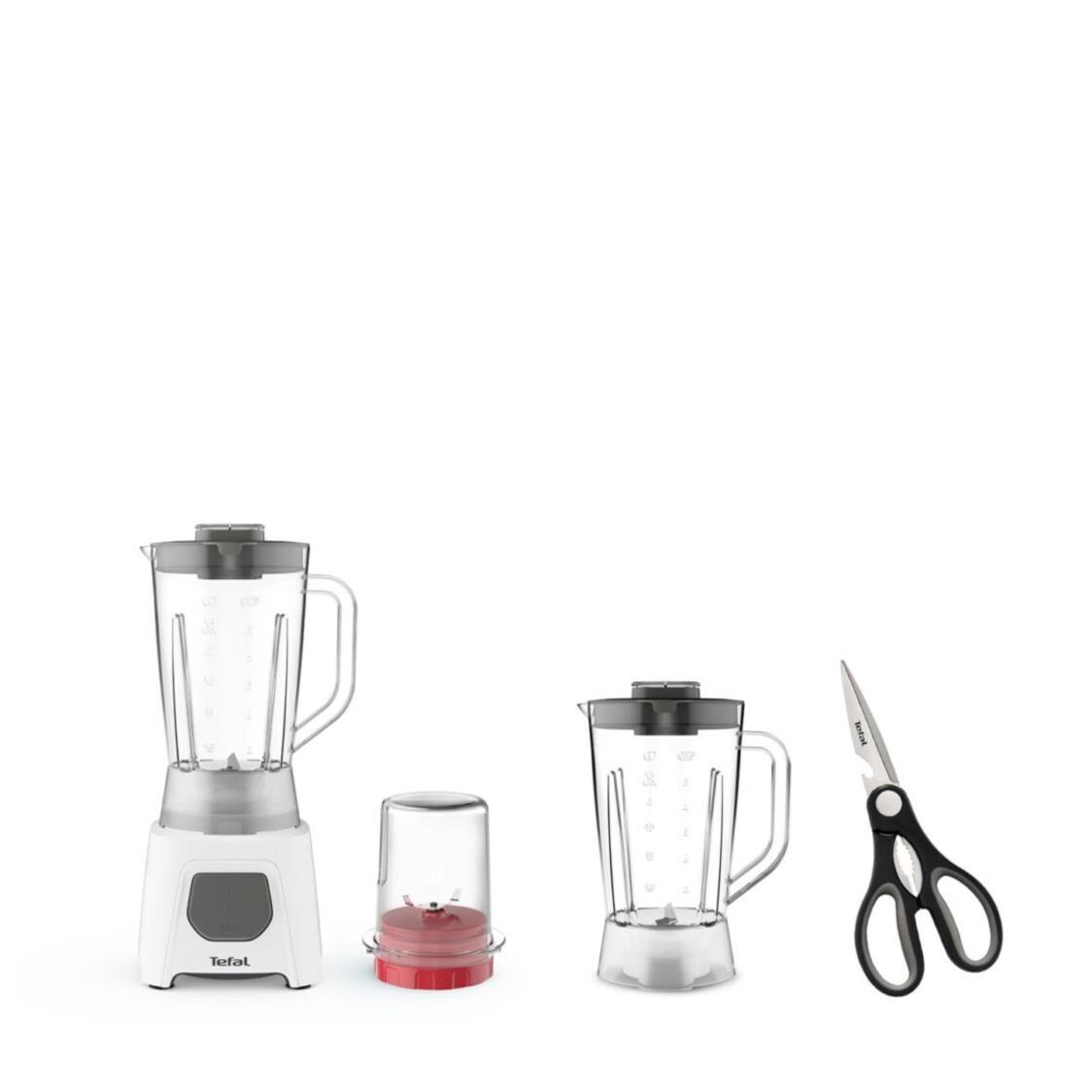 Tefal Blendeo with 2 Jars  grinder  Tefal Fresh Kitchen 3-in-1 Scissors BL2B41K12241