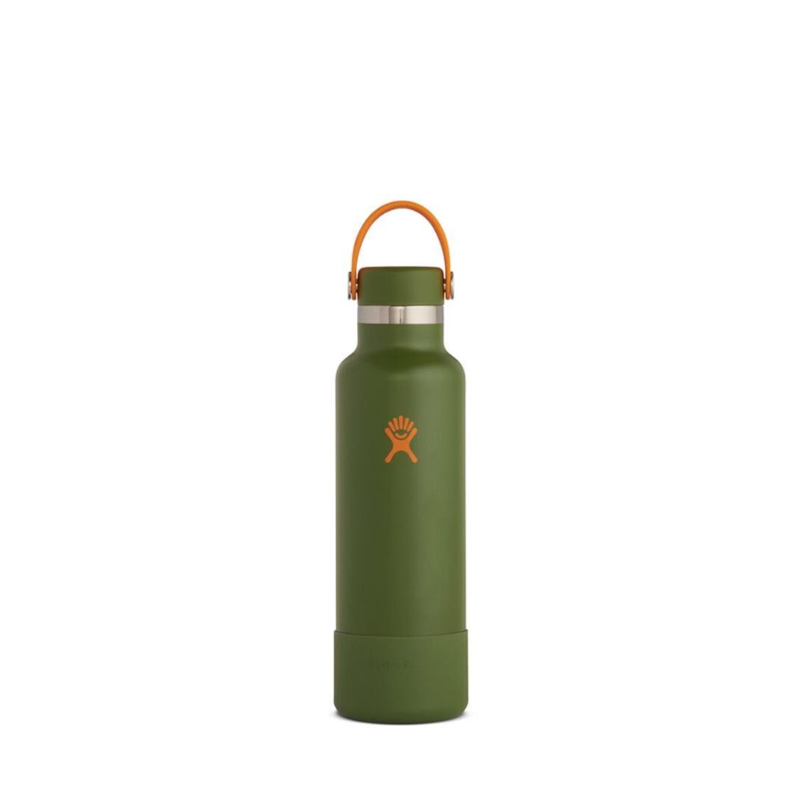 Hydro Flask Timberline Standard Flex Cap 21oz Olive