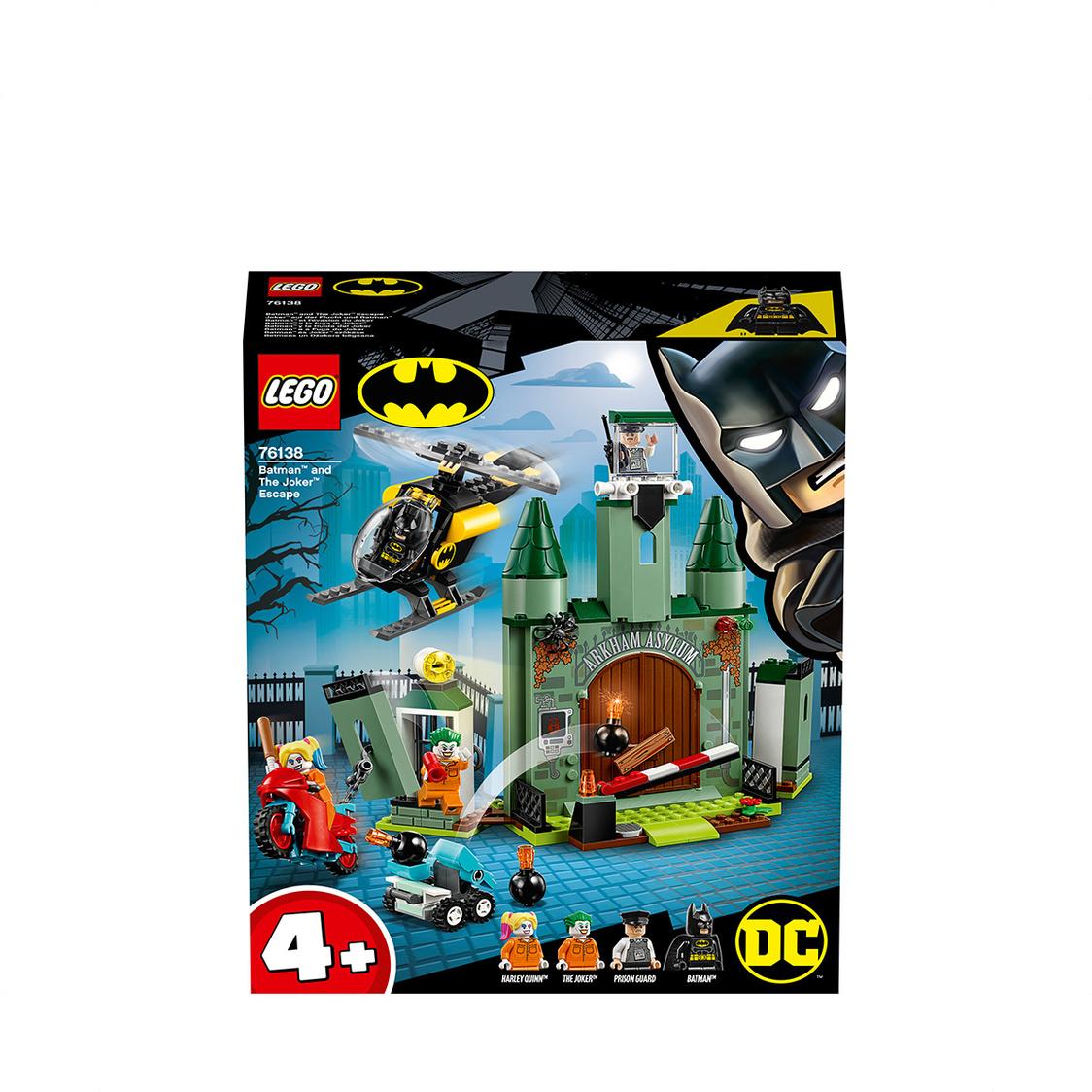 LEGO Batman - Batman And The Joker Escape 76138 V29