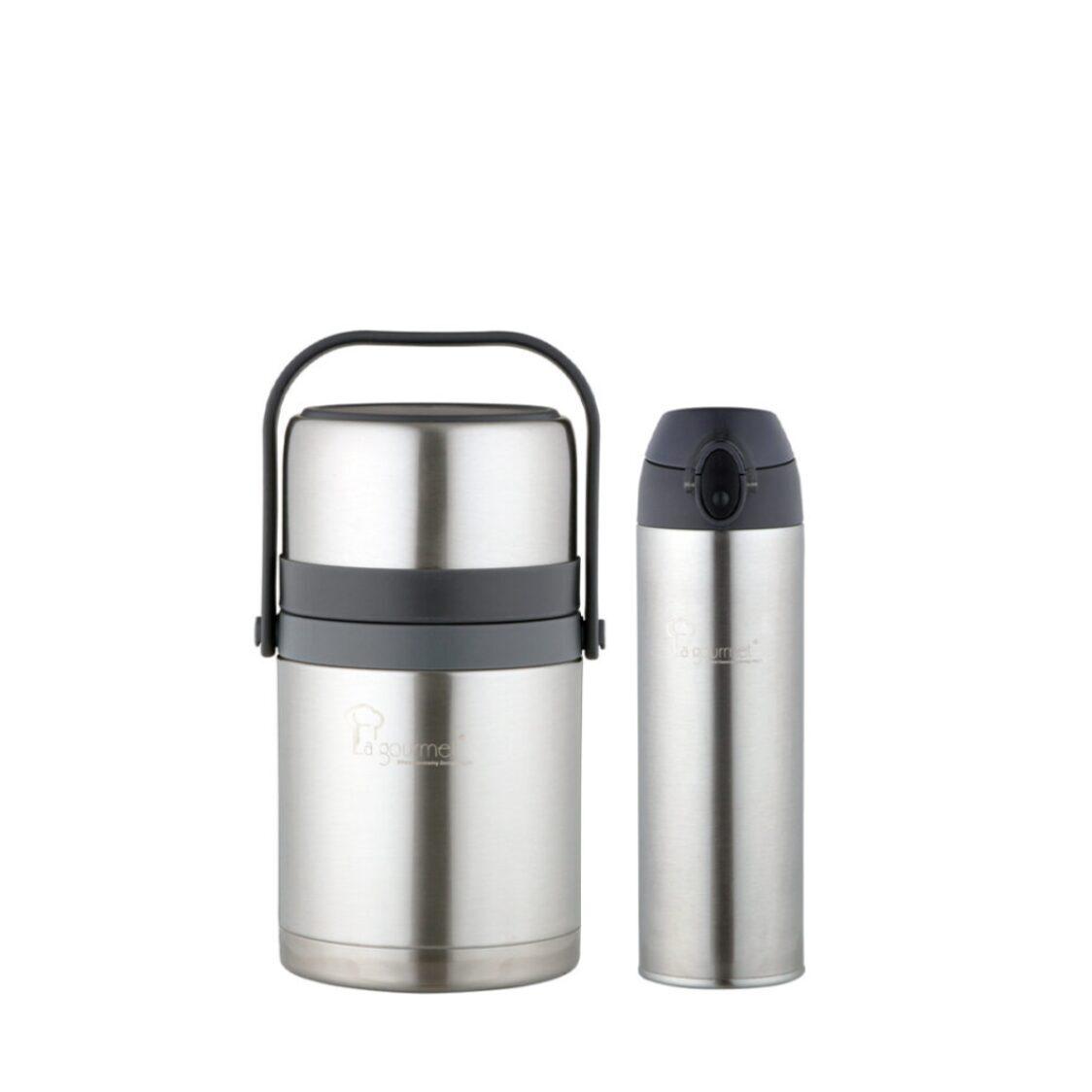 La Gourmet Classic 1L Thermal  Pot  05L Super Light Thermal Flask LGCC350855  LGCC350831