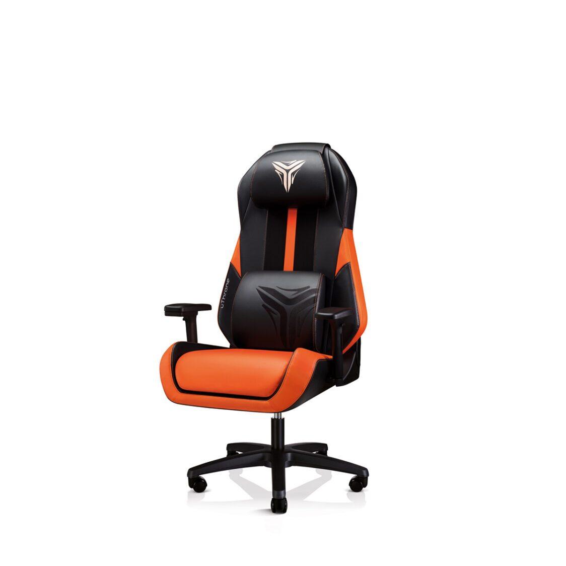 OSIM uThrone Gaming Chair Orange