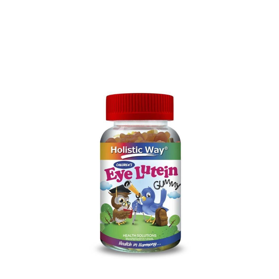 Holistic Way Childrens Eye Lutein Gummy 90 Gummies