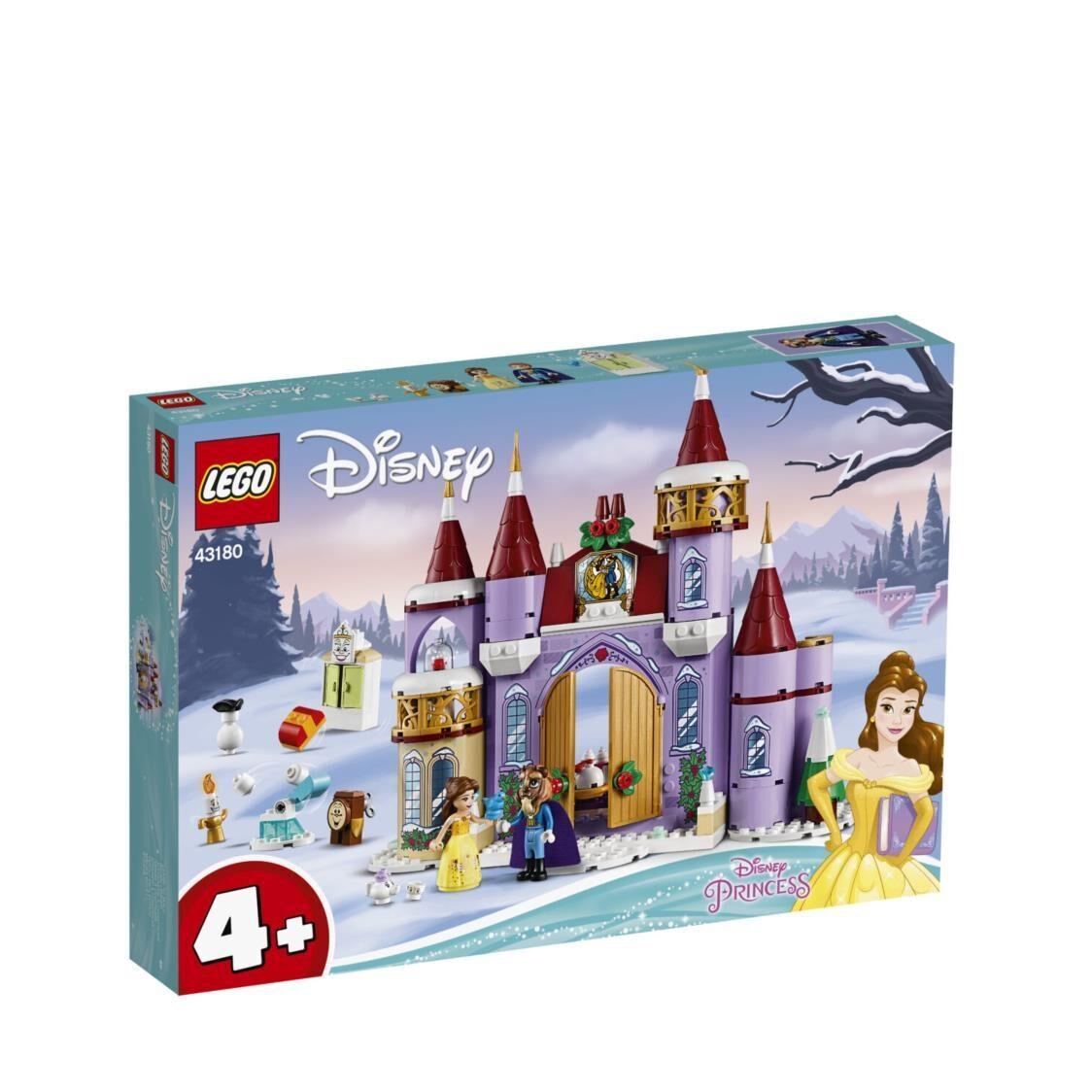 LEGO DISNEY - Belles Castle Winter Celebration 43180