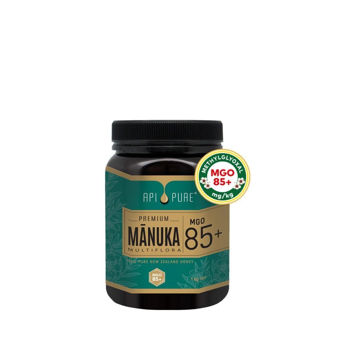 Apipure Premium Manuka MGO 85 1kg