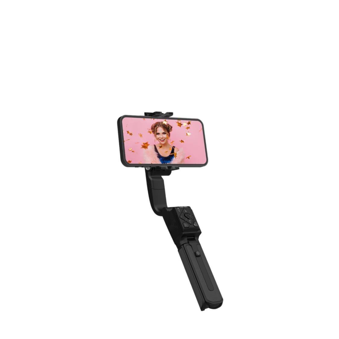 Hohem iSteady Q Versatile Selfie Stick - Black