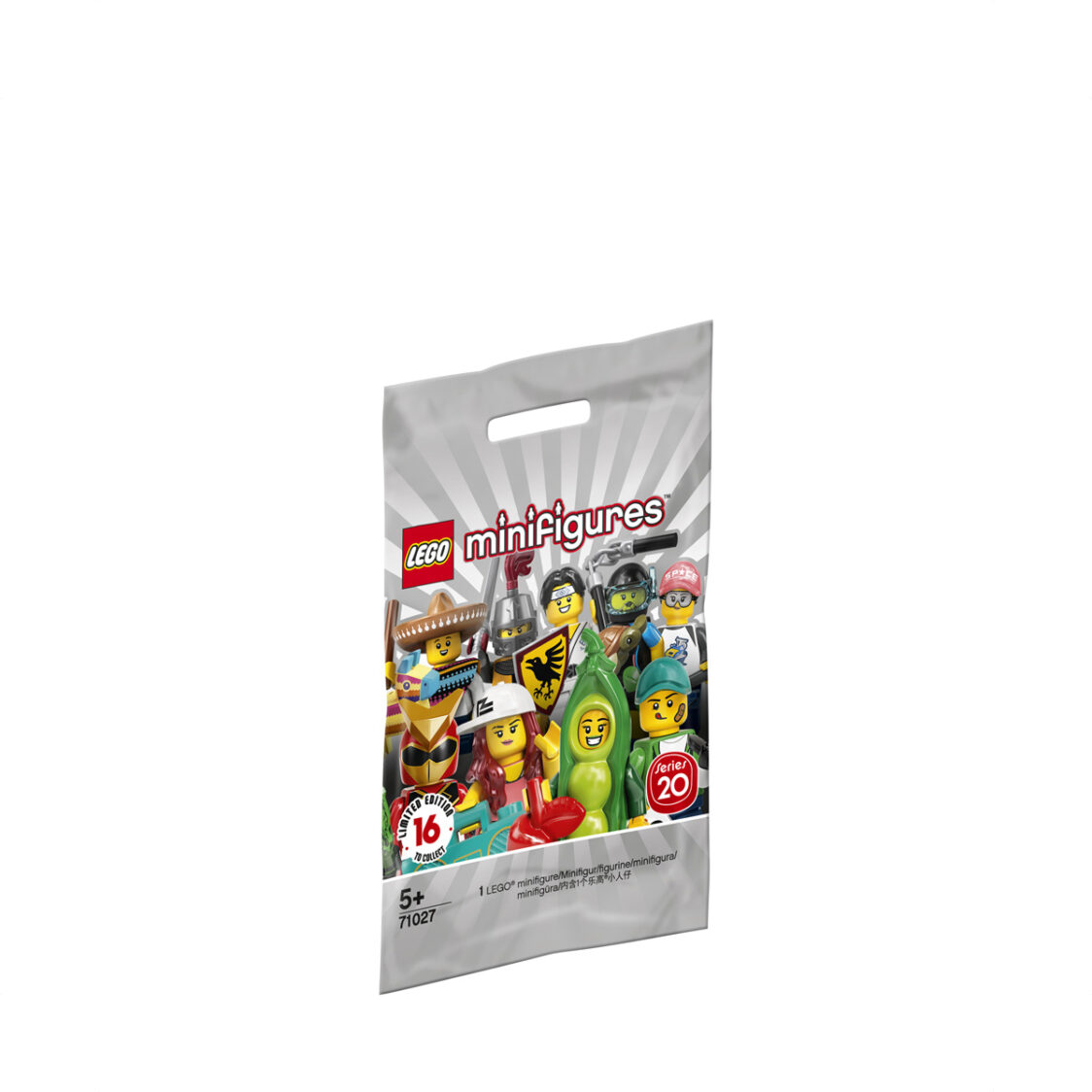 LEGO Minifigures - Series 20 71027 V29
