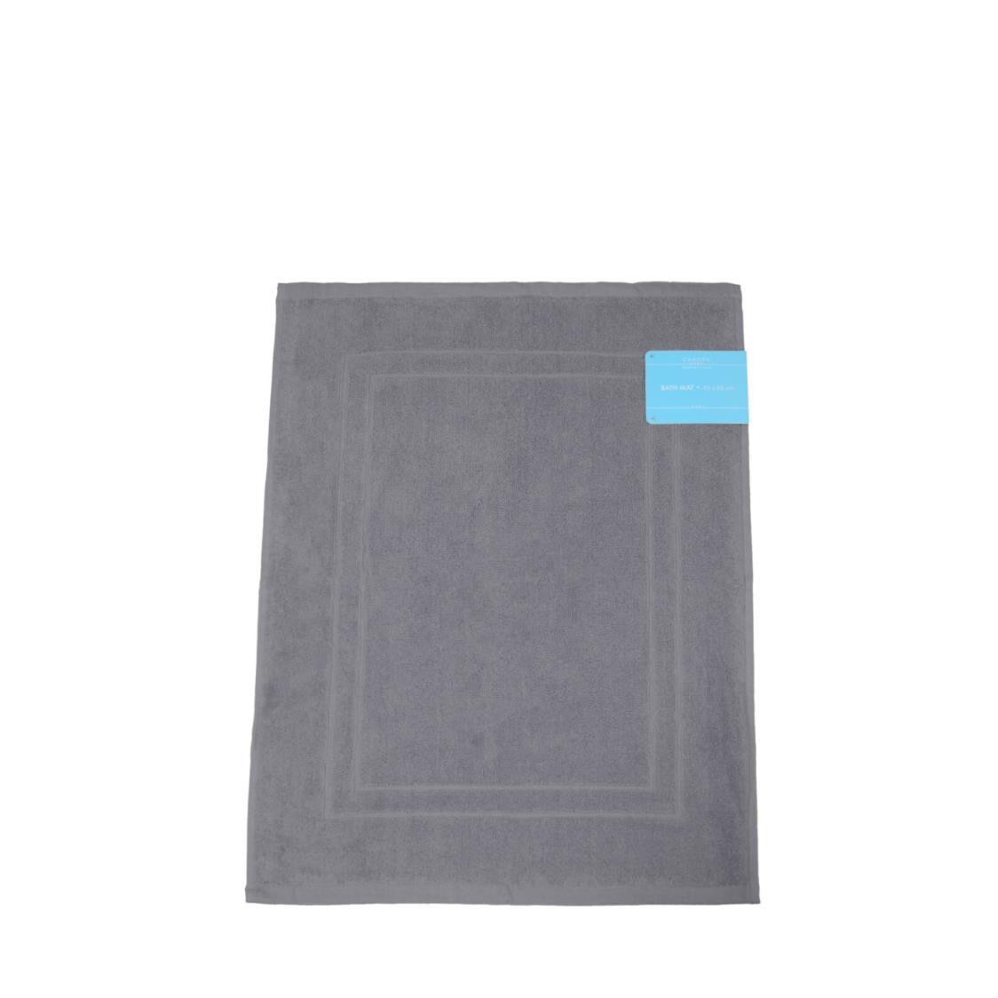 Canopy Essential Bath Mat Light Grey