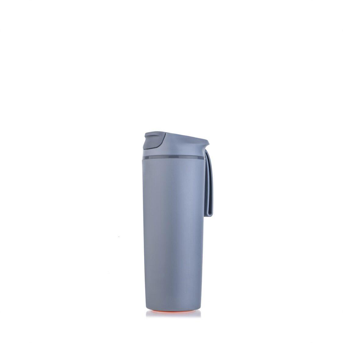 Artiart Suction Bottle Rhino Blue 450ml