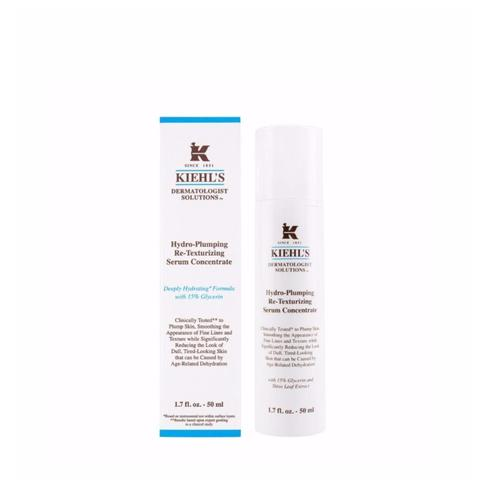 Kiehls Since 1851 Dermatologist Solutions Hydro-Plumping Re-Texturizing Serum Concentrate 50ml