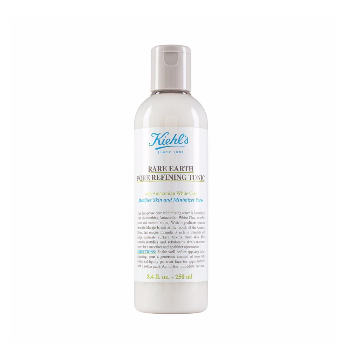 Kiehls Since 1851 Rare Earth Pore Refining Tonic 250ml