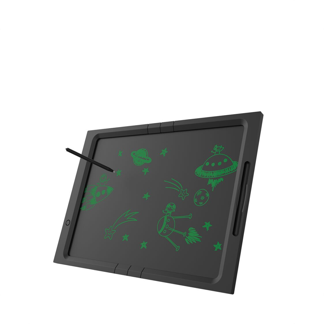 myFirst Sketch 21 Whiteboard  Digital LCD Drawing Pad Black