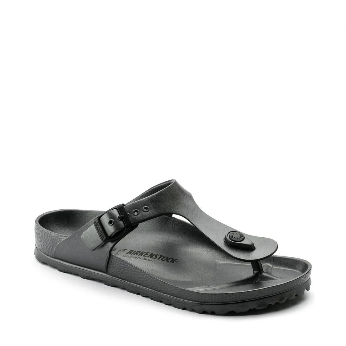 Birkenstock Gizeh EVA Unisex Regular Width Sandals Anthracite