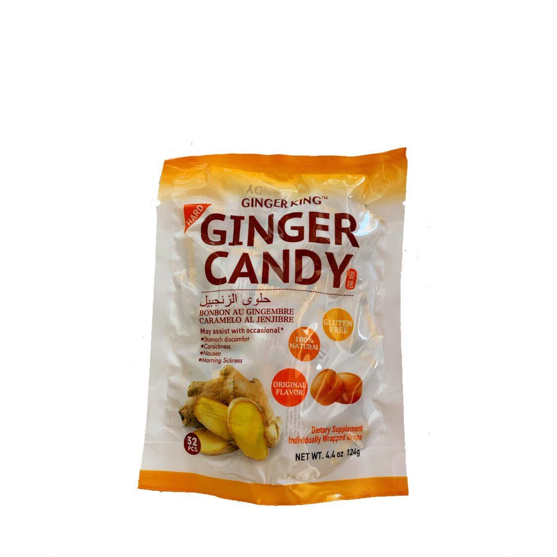 Winlykah TCM Ginger King Ginger Candy