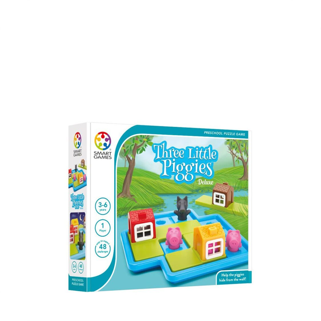 Smart Games Three Little Piggies - Deluxe