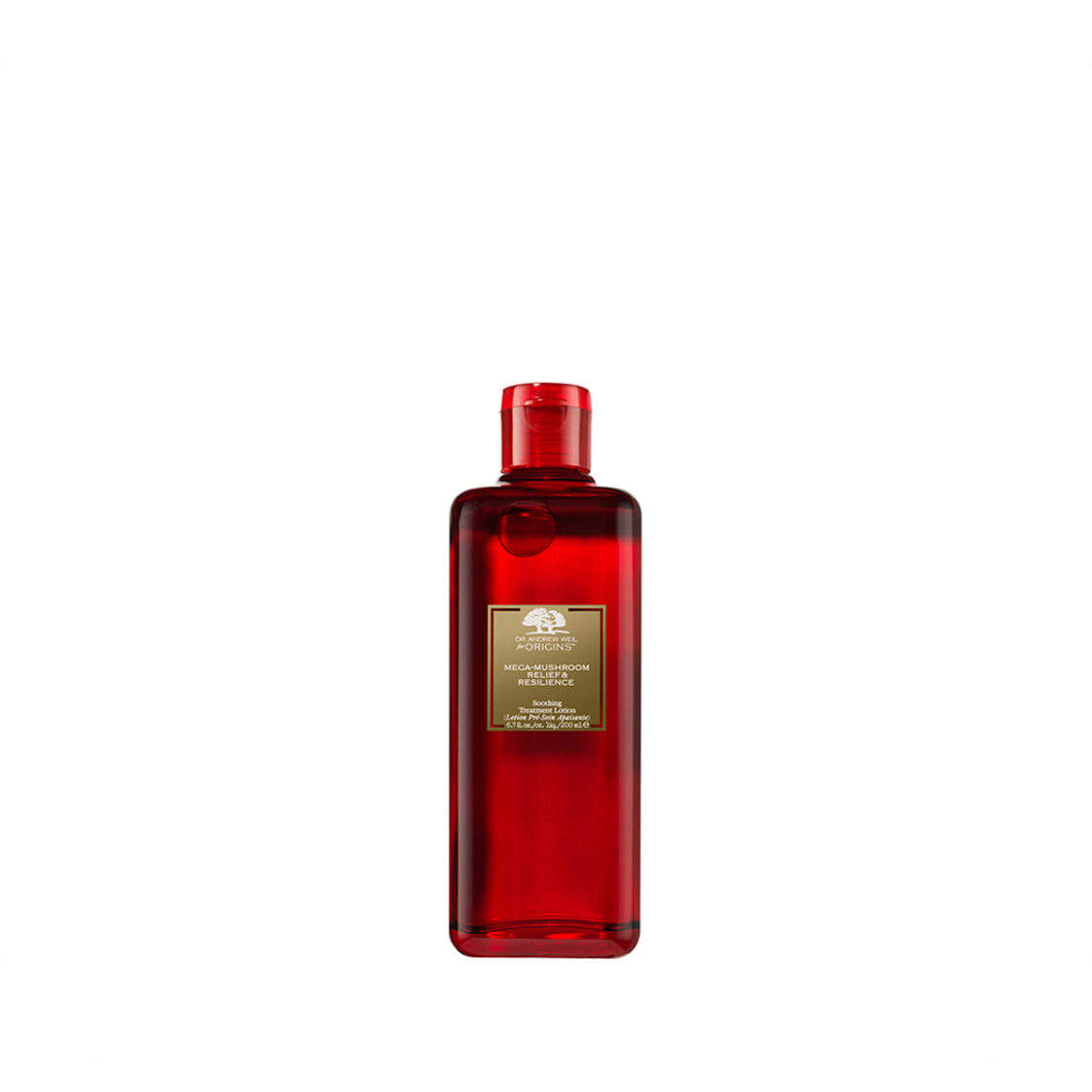 Origins Dr Andrew Weil For Origins Mega-Mushroom Relief  Resilience Soothing Treatment Lotion CNY 2021 Limited Edition