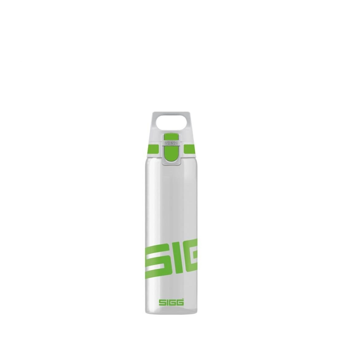 Sigg Total Clear One 750ml Water Bottle 863300  Green