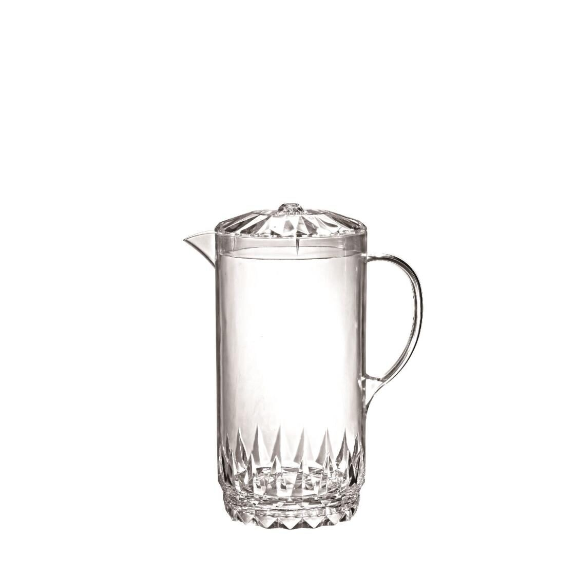 Felli Pitcher with Lid 32L BPA Free Clear MAPT-100