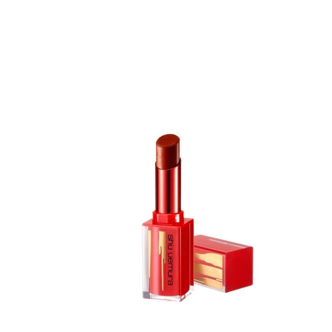 Shu Uemura Iron Reds Rouge Unlimited Matte Metallic