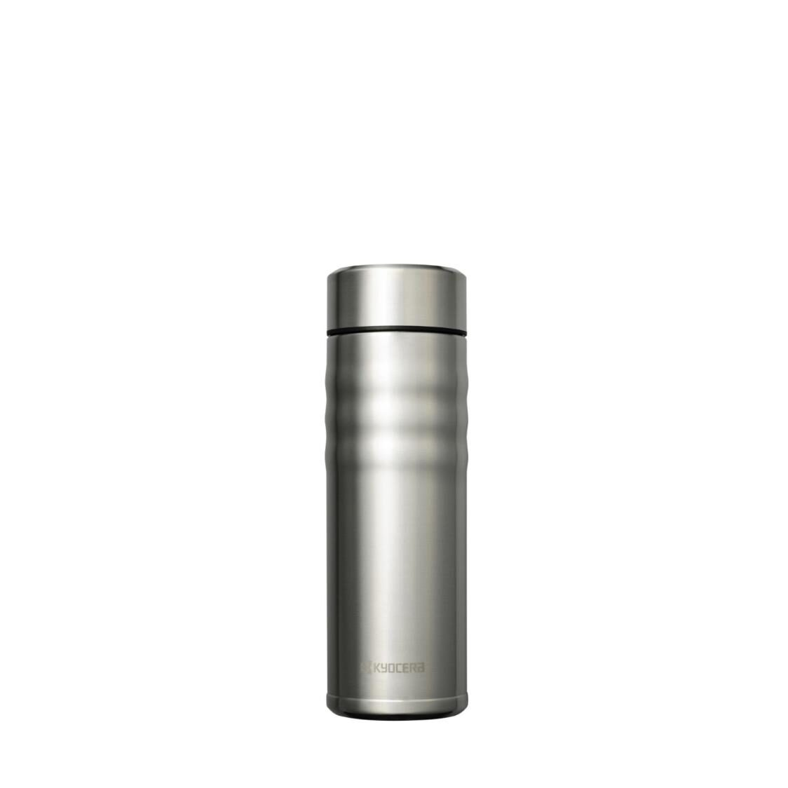 Kyocera Advanced Ceramic 500ml Cerabrid Mug - Silver MB-17S SS