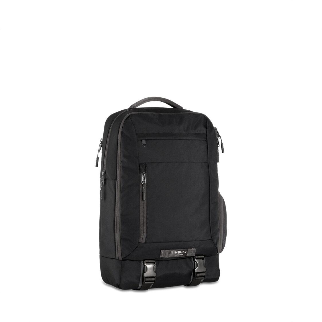 Timbuk2 Authority Laptop Backpack - Jet Black