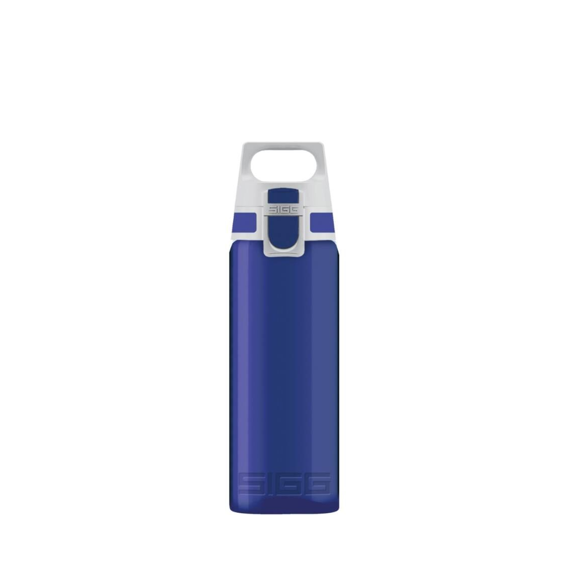 Sigg Total Color 600ml Water Bottle Made In Germany AQUA 869200