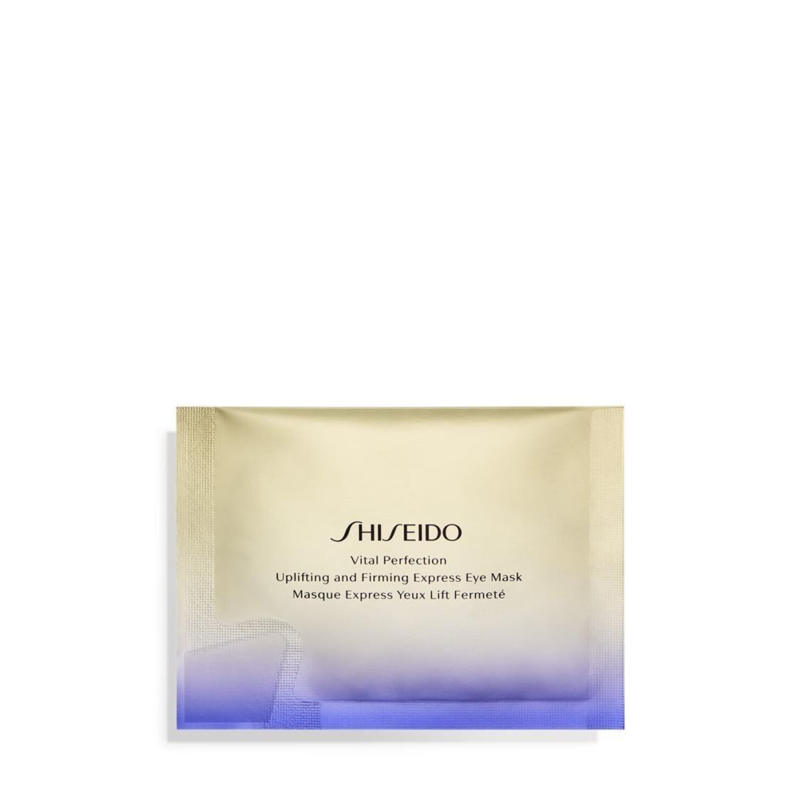 Shiseido Vital Perfection Uplifting and Firming Express Eye Mask 12 sheets