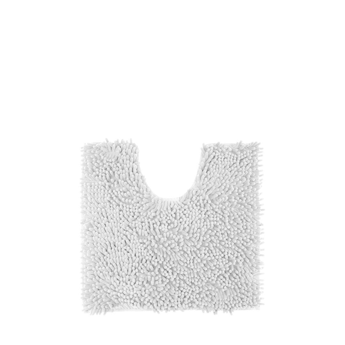 Charles Millen 100 Microfibre Mat with styrene-butadiene Antislip Backing Moppy CONTOUR MFM-1 Bleached White