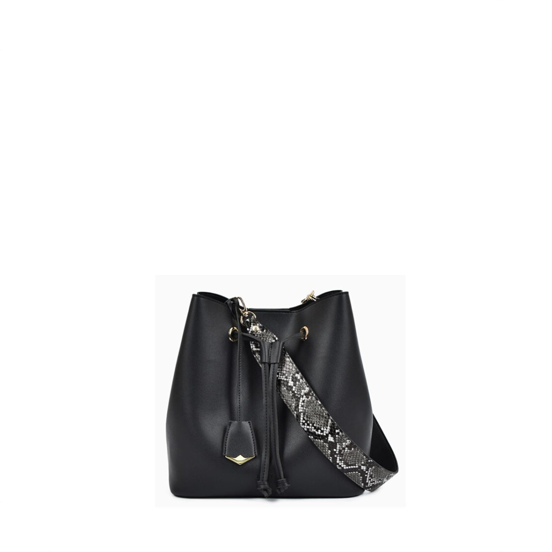 Rooty Bucket Bag Black