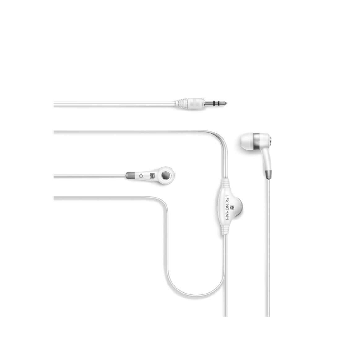 Lexingham Volume Control Ear Phone