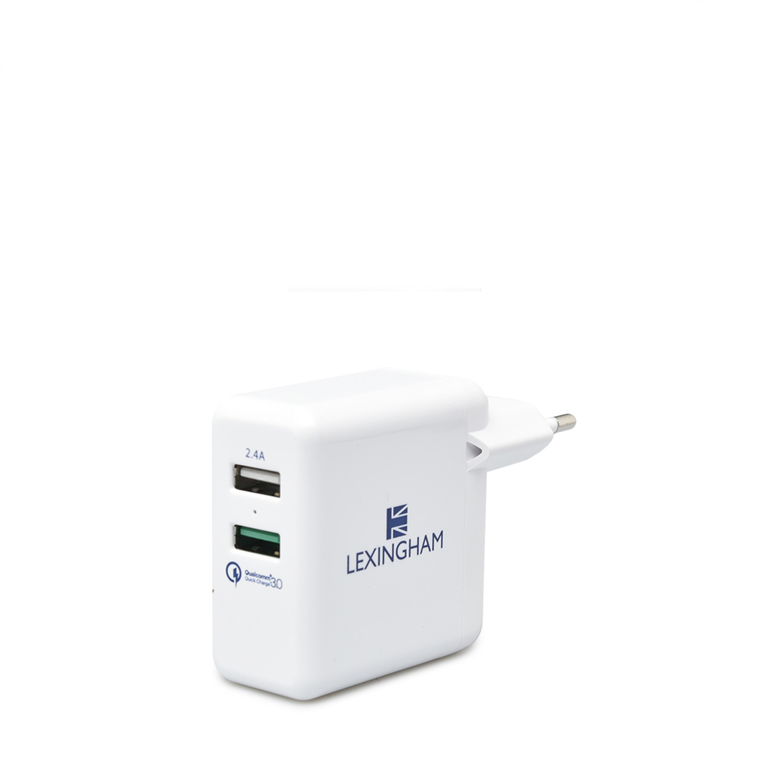 Lexingham Wall Charger - Europe 2 Port Qc3024A