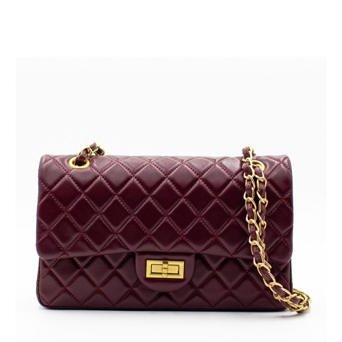 Hope Rosa Crossly Burgundy Bag
