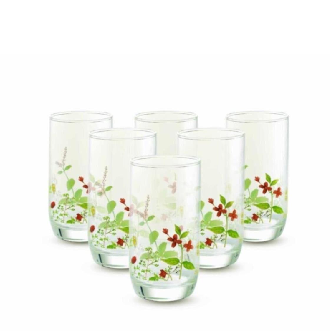 Corelle Coordinates 6pcs Drinking Glass - Provence Garden