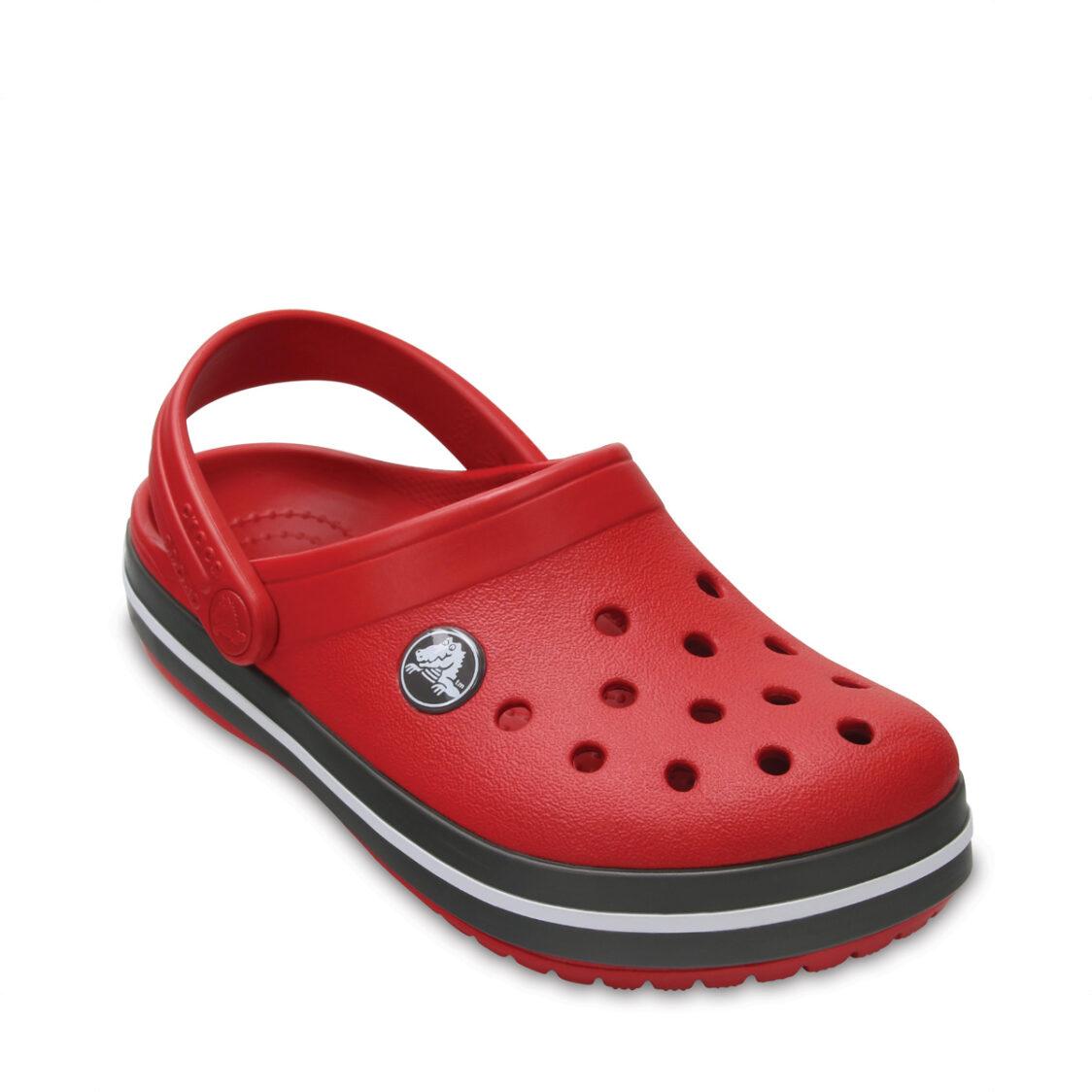 Crocs Crocband Clog K 204537-6IB PepperGraphite