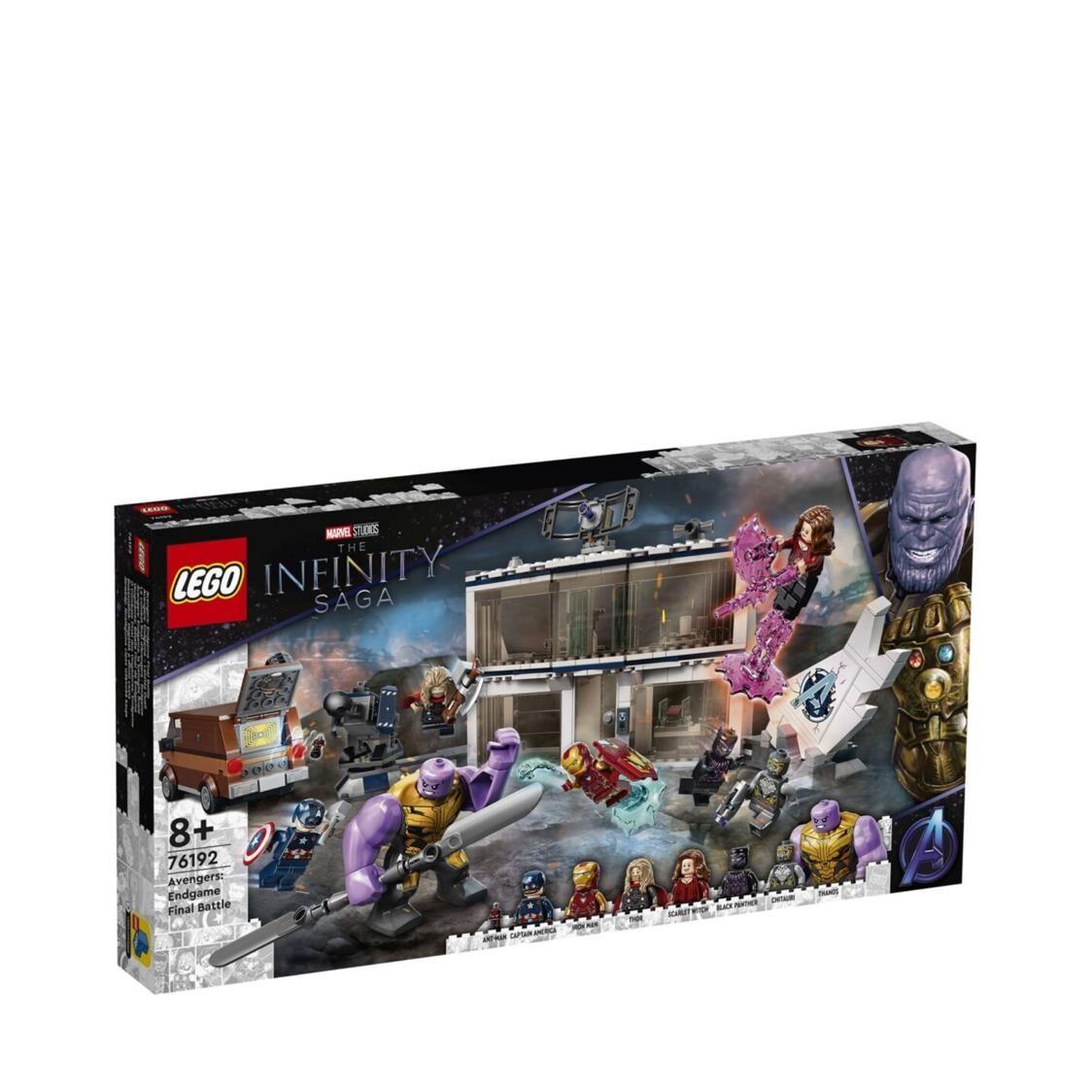 LEGO Super Heroes - Avengers Endgame Final Battle 76192