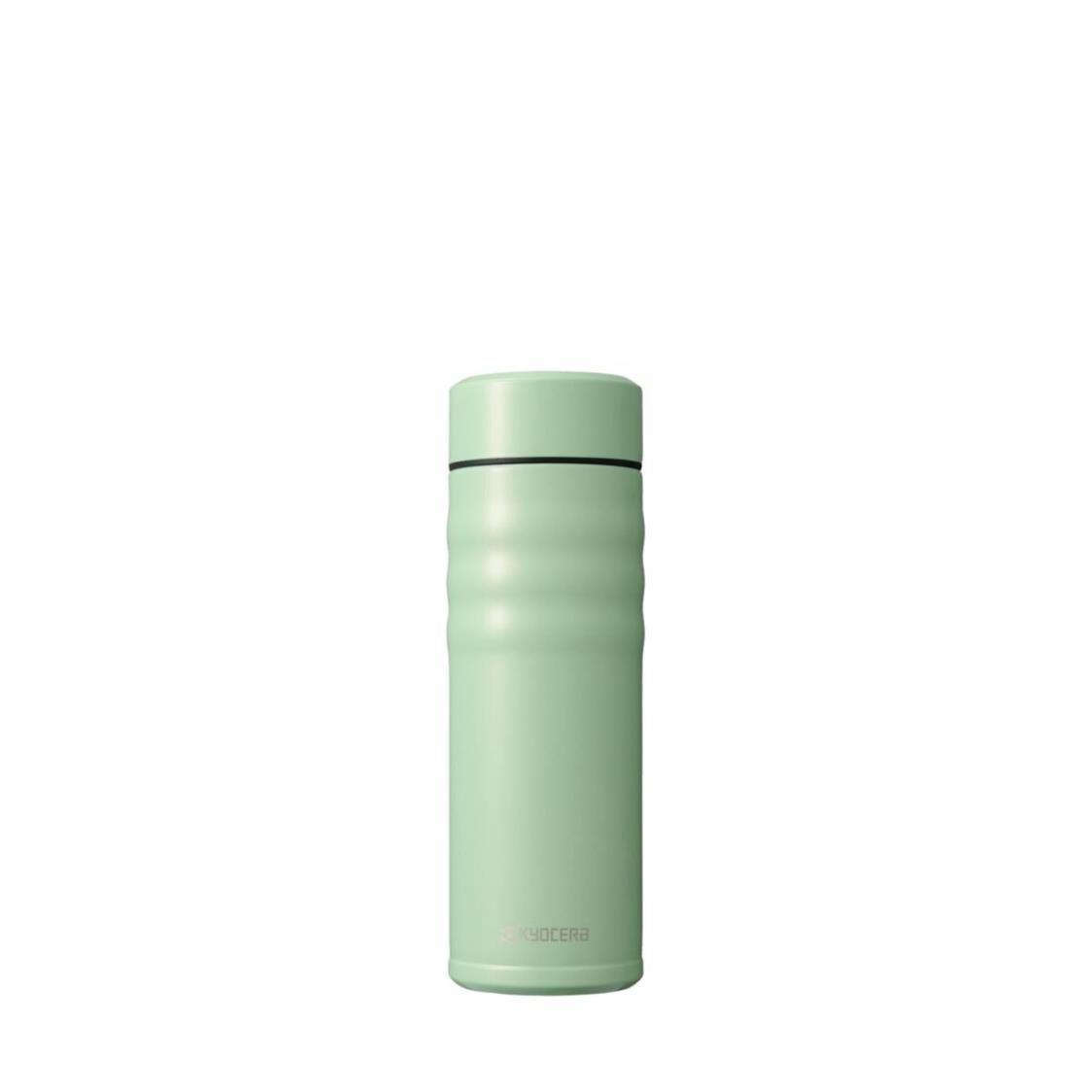 Kyocera 500ml Advanced Ceramic Coated Cerabird Mug Green MB-17S GR