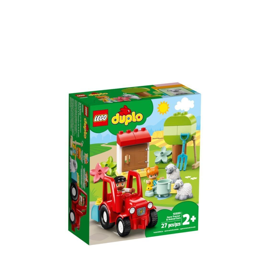 LEGO DUPLO Town - Farm Tractor  Animal Care 10950