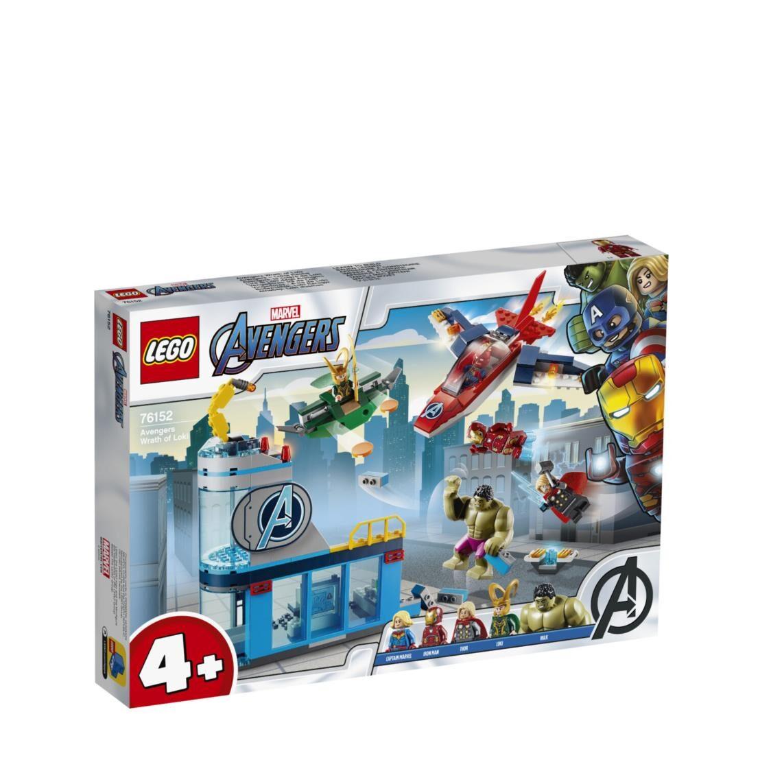 LEGO Marvel Avengers - Wrath of Loki 76152 V29