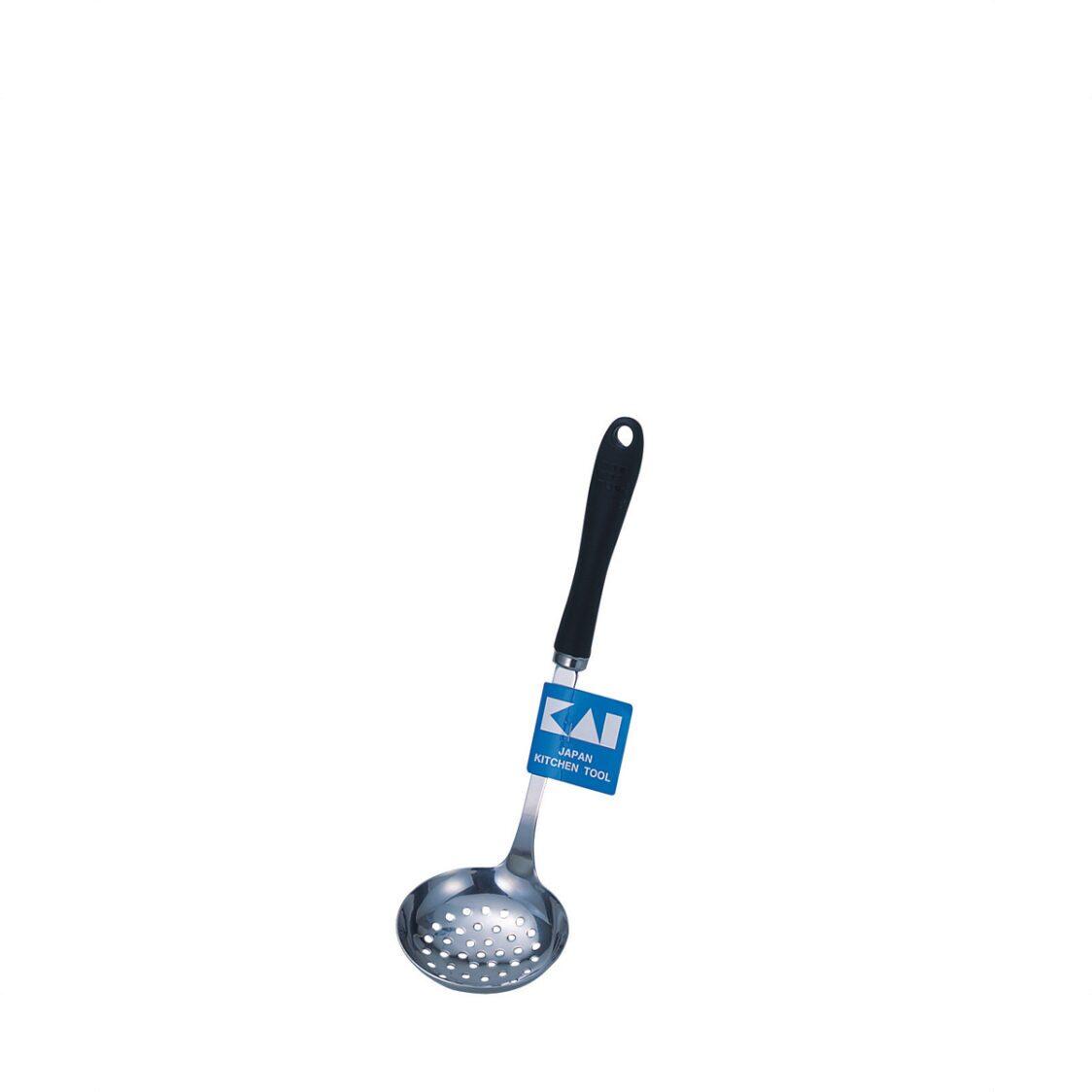 Kai Stainless Steel Skimmer Ladle DE-950