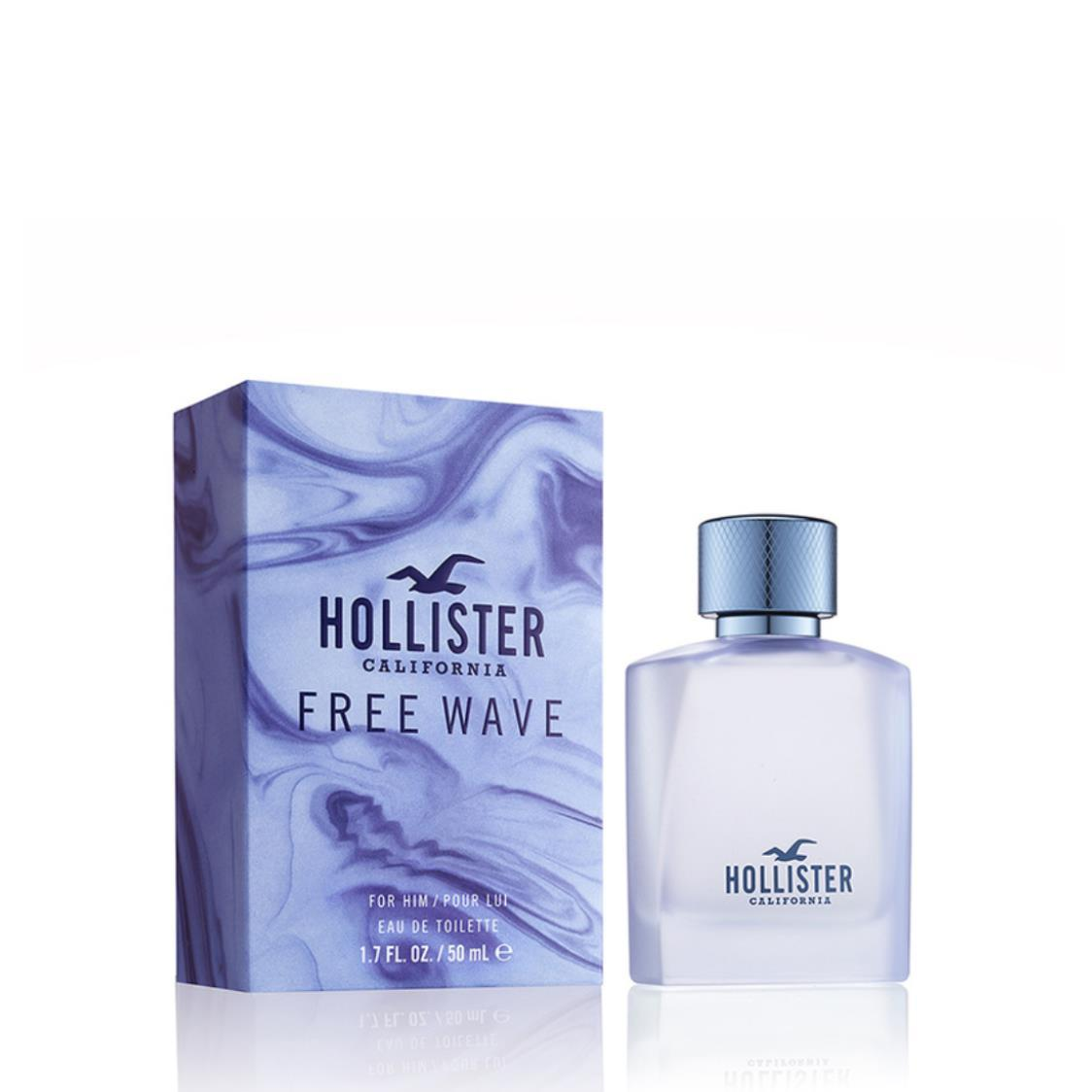 Hollister Free Wave For Him EDT 50ml