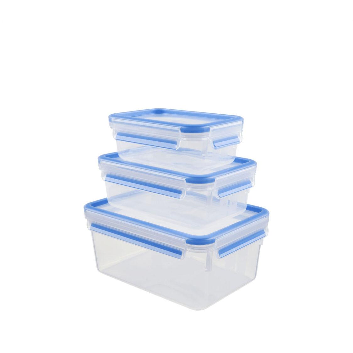 Tefal Masterseal Fresh Box 3pcs Set