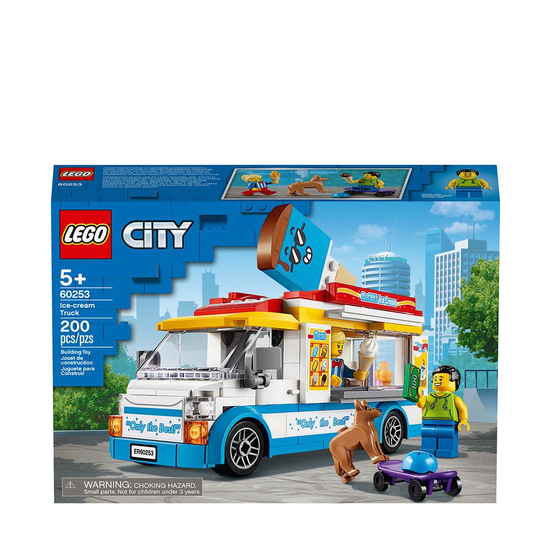 LEGO City - Ice-Cream Truck 60253 V29
