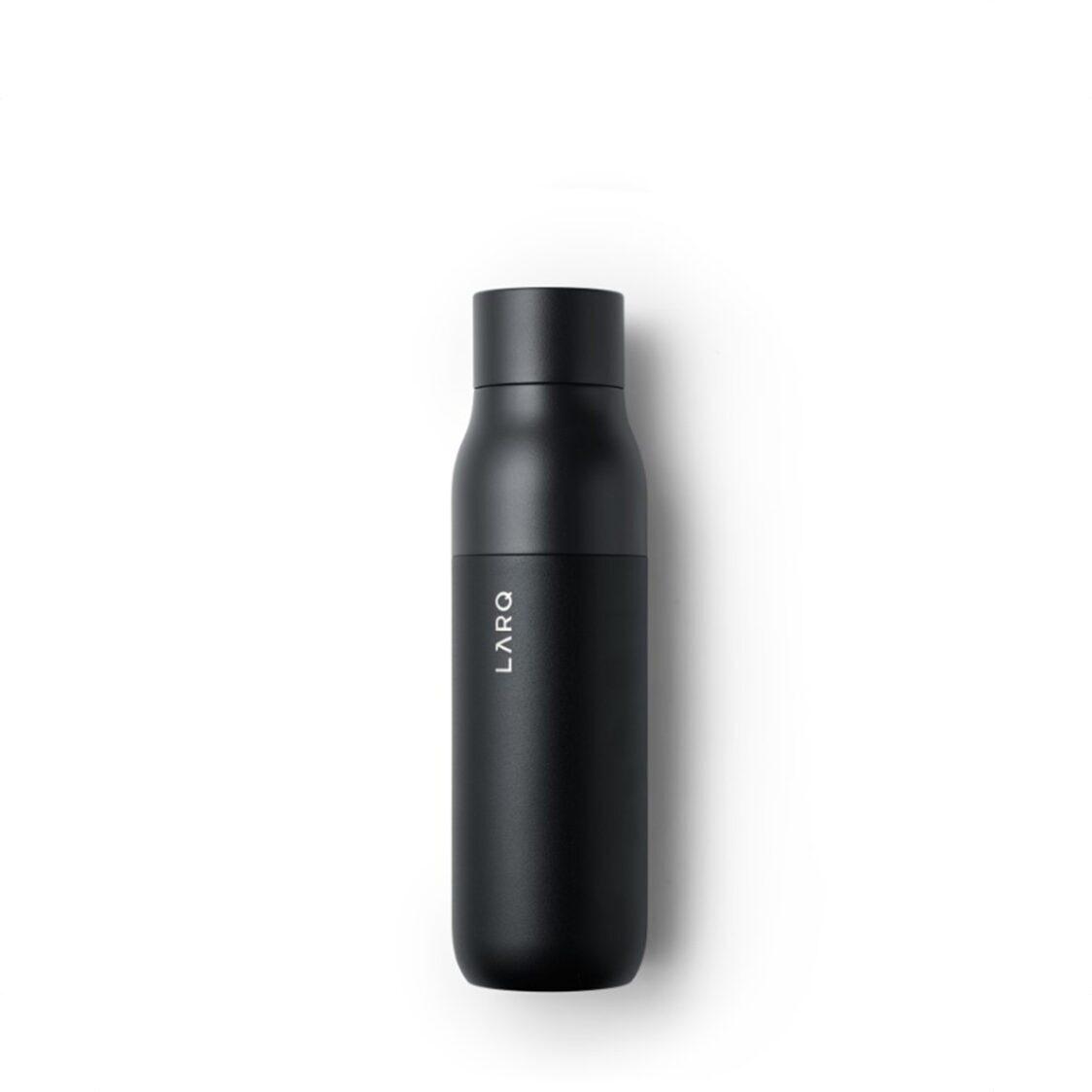 Larq Self-Cleaning Bottle 740ml Obsidian Black