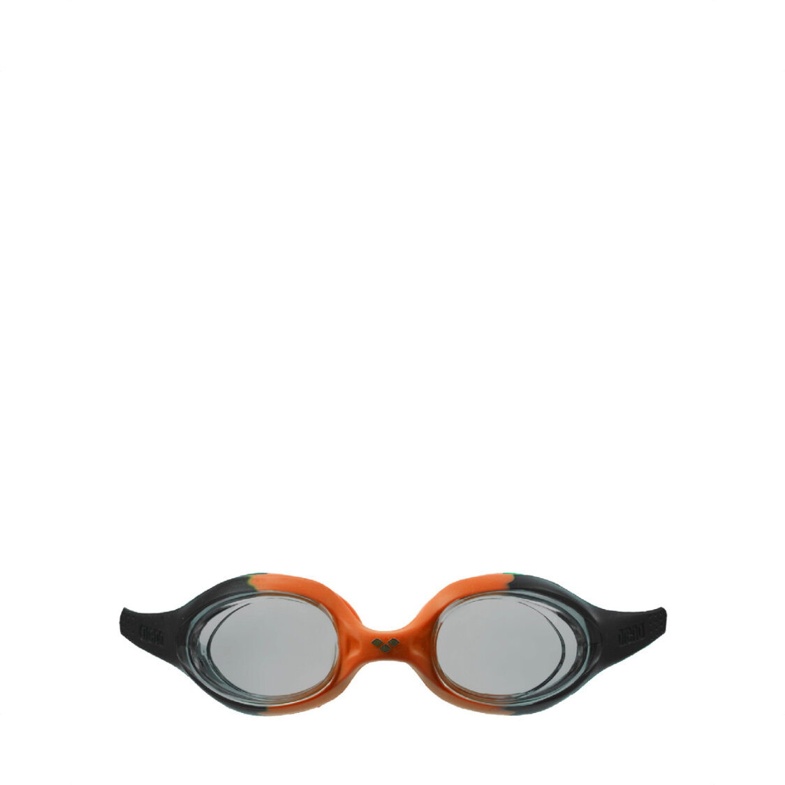 Arena Junior Goggle Orange Black KAAGG400JORBK