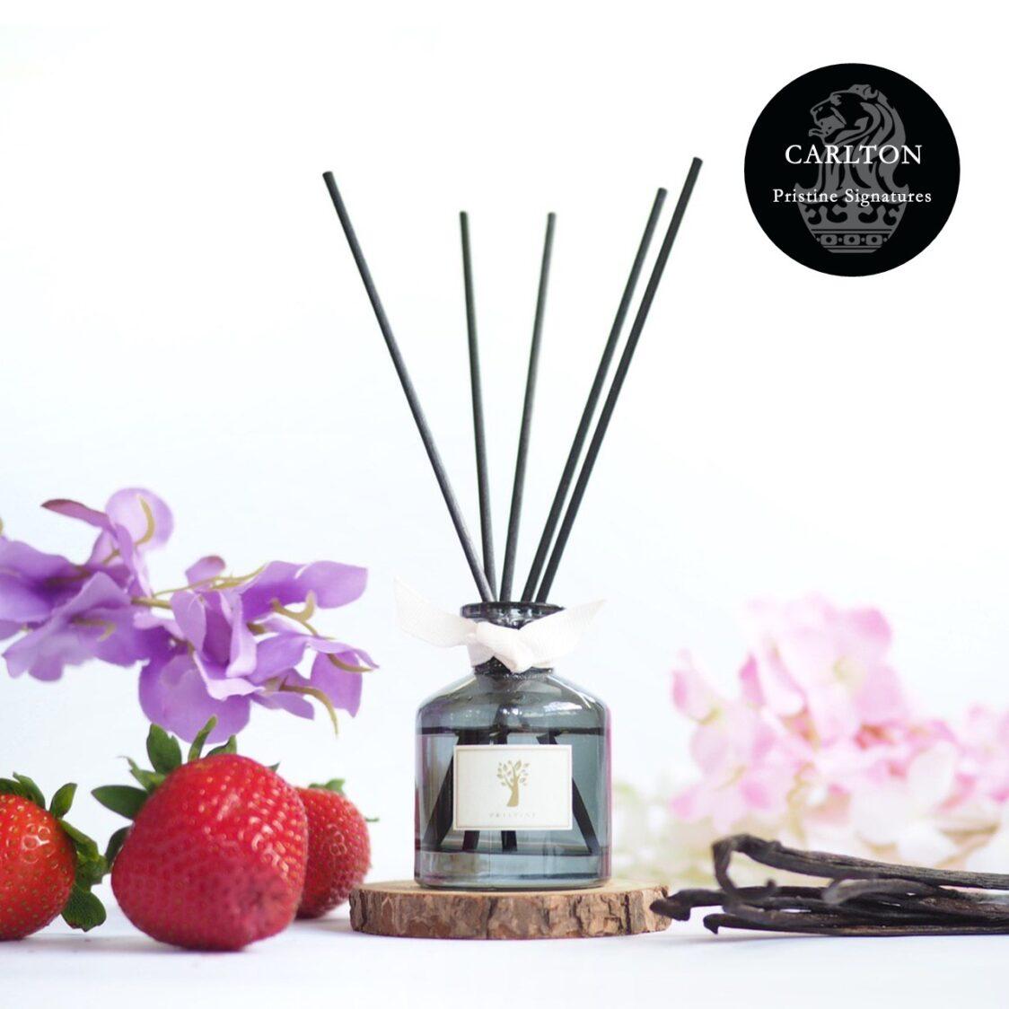 Pristine Aroma Carlton Signature Scent Reed Diffuser 50ml