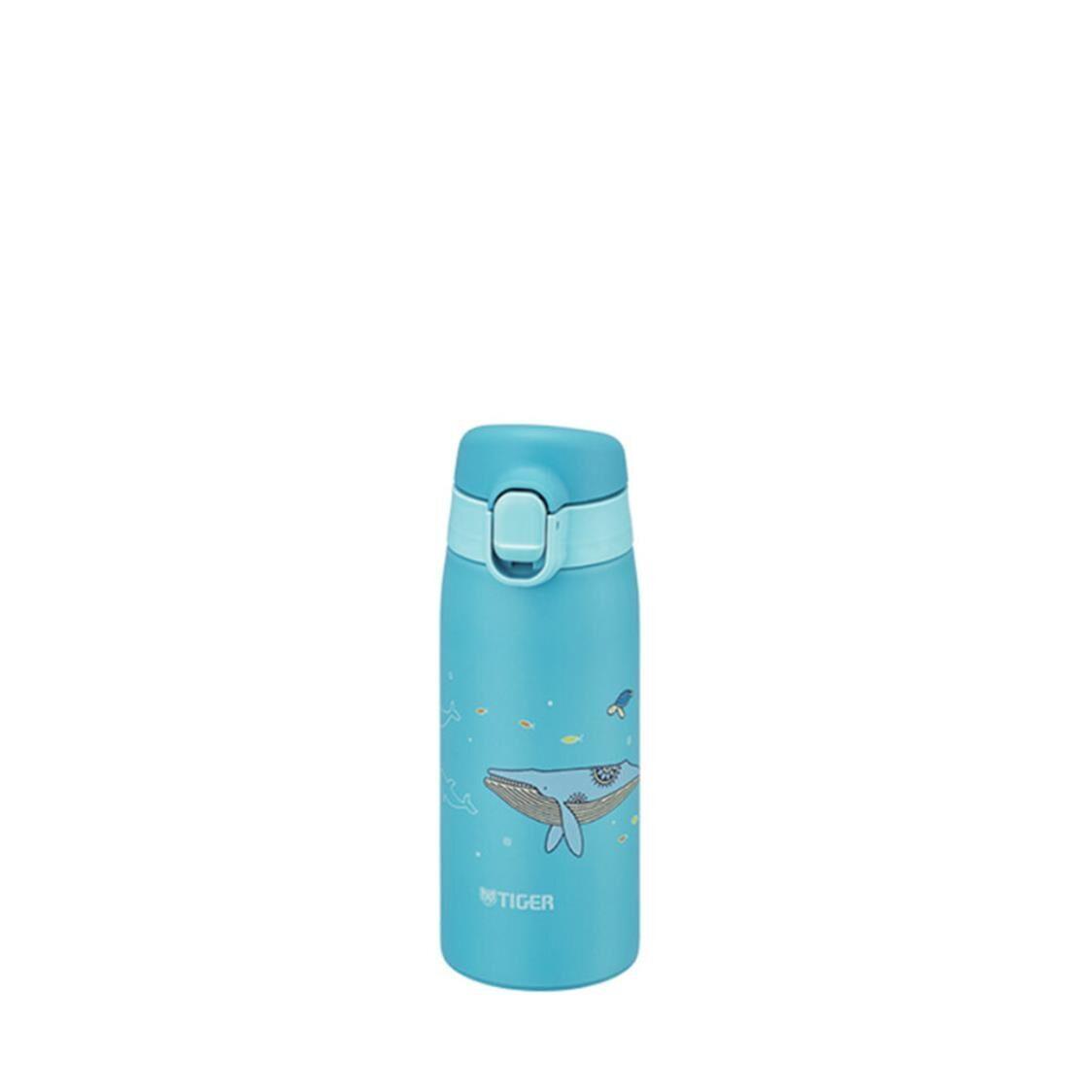 Tiger 350ml Ultra Light Weight Bottle Whale MCT-A035 A