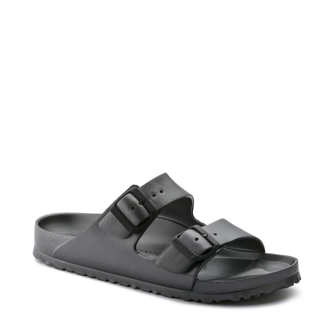 Birkenstock Arizona EVA Womens Narrow Width Sandals Anthracite