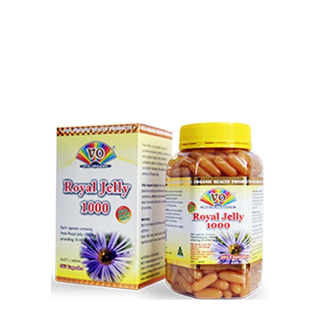 Vita Organic Royal Jelly 1000mg 300s