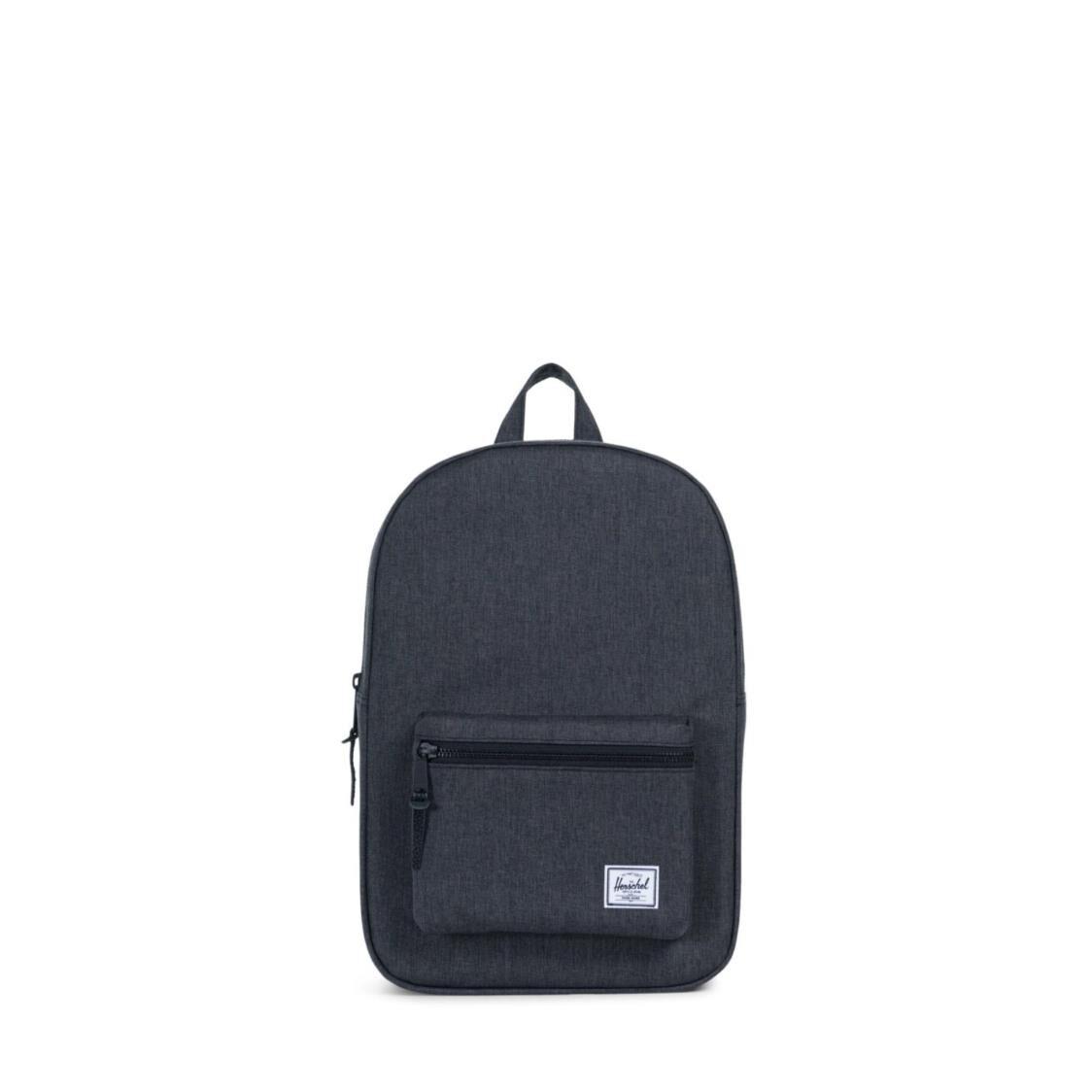 Herschel Settlement Mid-Volume Backpack - Black Crosshatch