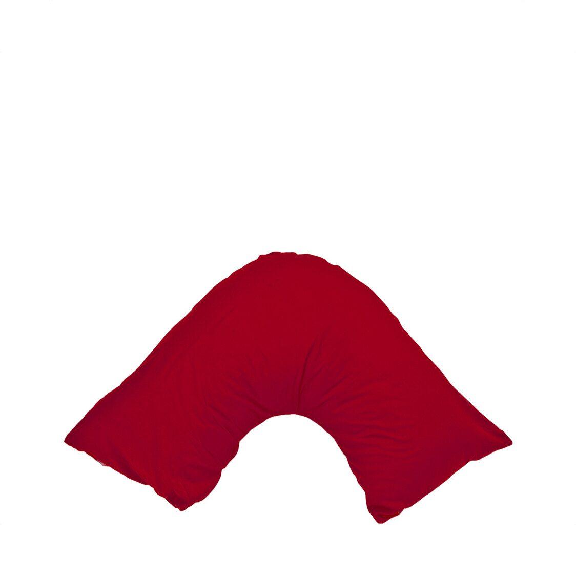 JRapee Cuddle U Set Red 82x91x30cm